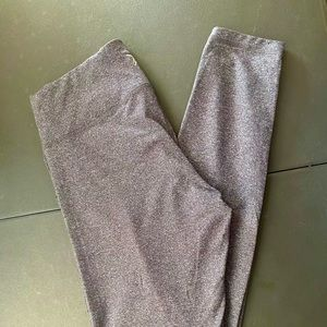 Old Navy charcoal gray leggings. SZ: M